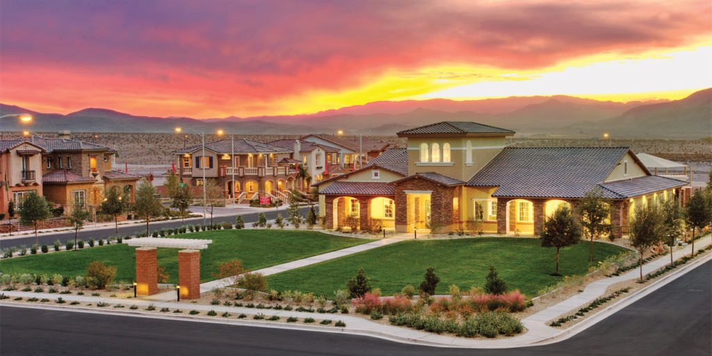 Inspirada community in Henderson - home
