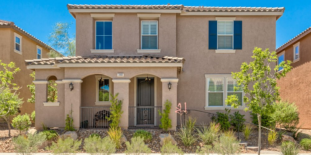 Inspirada community in Henderson - home1