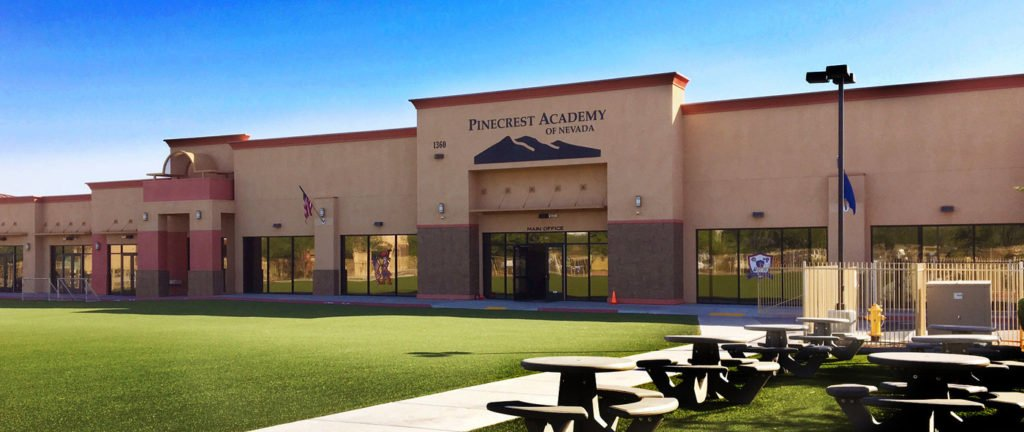 Inspirada community in Henderson neighborhood - school