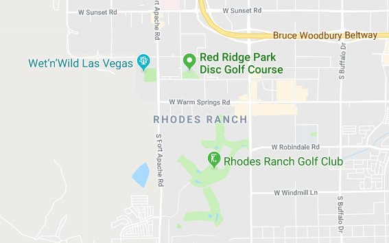 Rhodes Ranch Map