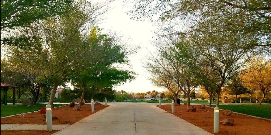 Seven Hills community Henderson Las Vegas - Sonata Park