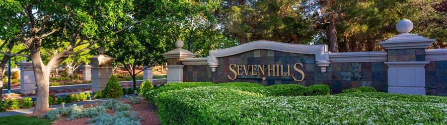 Seven Hills community Henderson Las Vegas