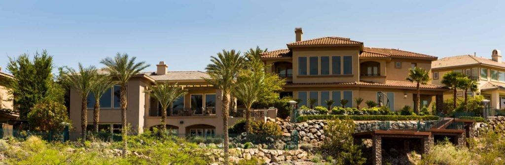 Seven Hills community Henderson Las Vegas - home