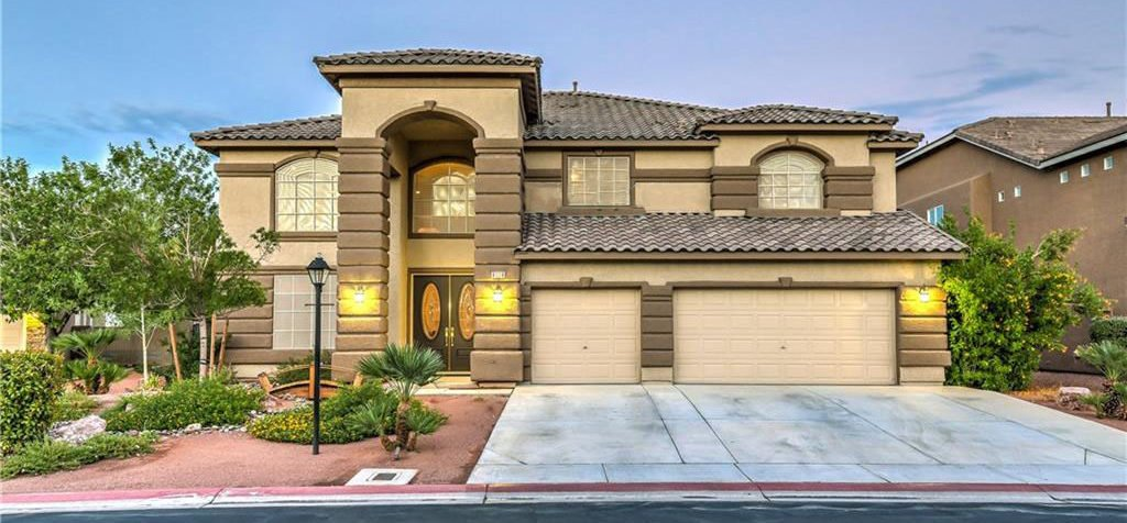 Iron Mountain Ranch Community Las Vegas - home