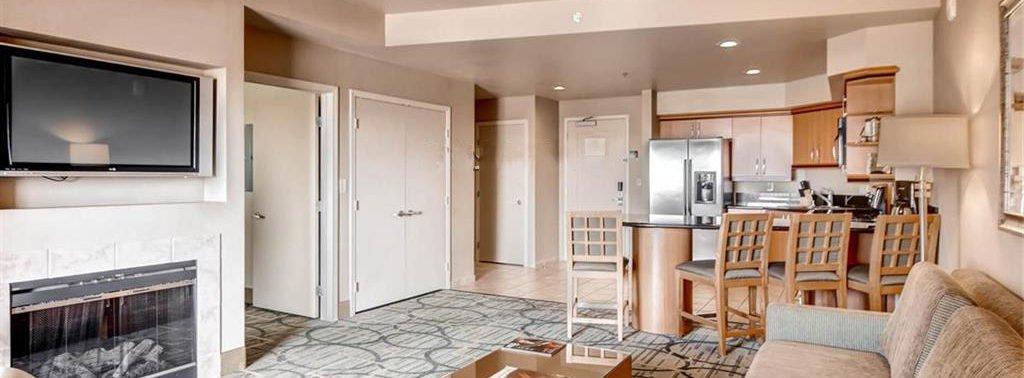 Platinum Condo Hotel Las Vegas room view