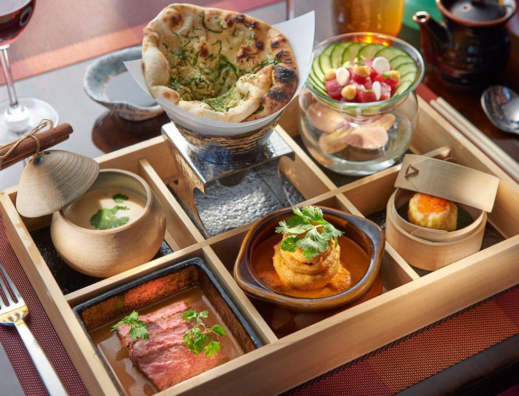 Zen Kitchen in Waldorf Astoria
