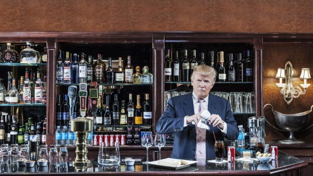Trump Bar Las Vegas