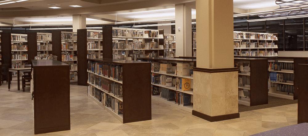 Aliante Library Las Vegas