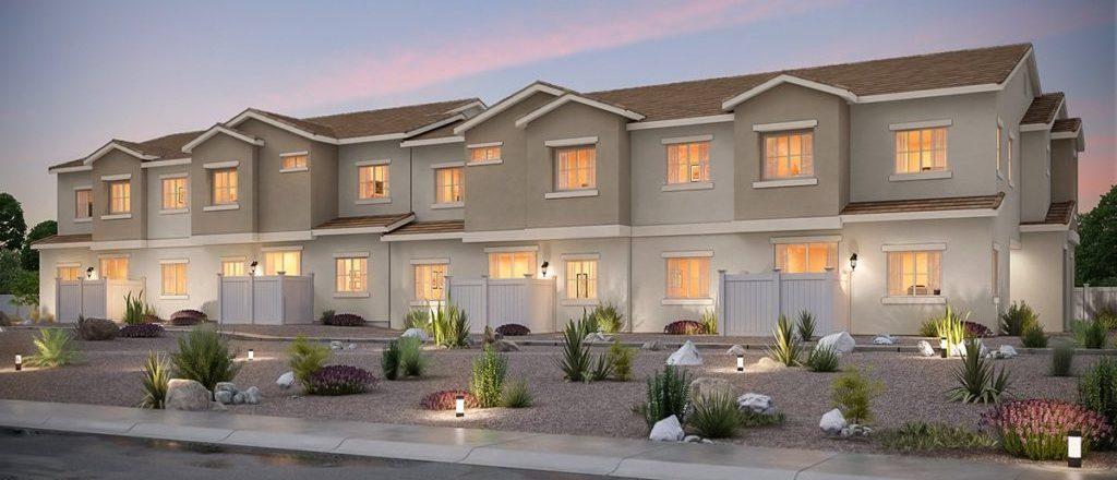 Las Vegas Multi Family Homes view