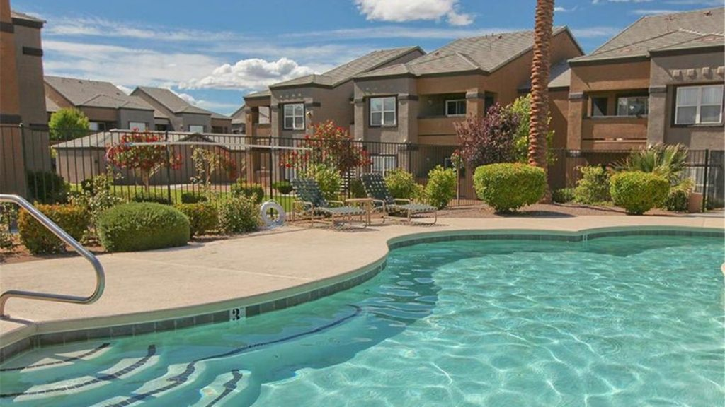 Las Vegas Multi Family Homes with pool