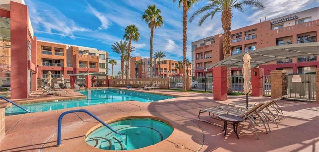Park Avenue Las Vegas Condos for Sale inside view