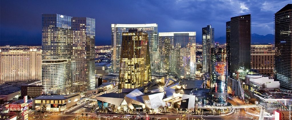 The City Center Condos for Sale Las Vegas view