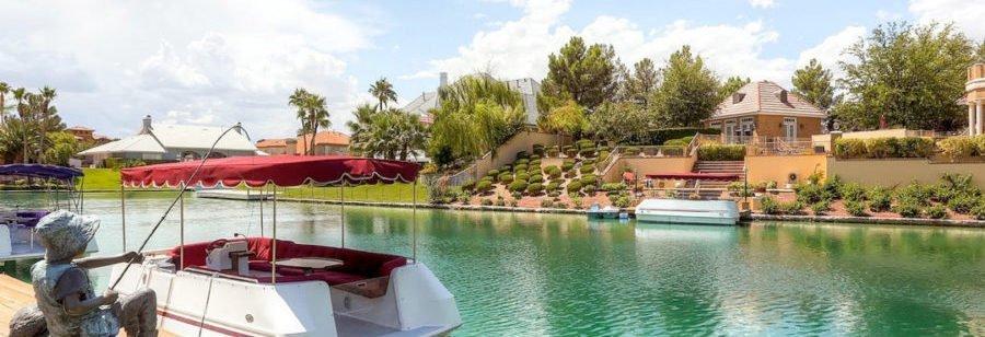 The Lakes community Las Vegas home1