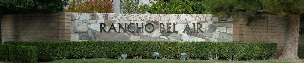 Rancho Bel Air Las Vegas Homes for Sale neighborhood