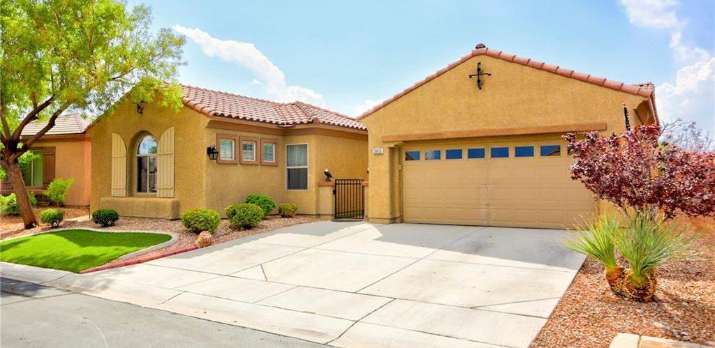 Stallion Mountain Las Vegas Homes for Sale view