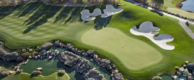 Southern Highlands Course Las Vegas
