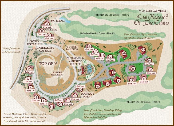 lake las vegas map 6 V At Lake Las Vegas Homes For Sale Call 1 702 882 8240 lake las vegas map
