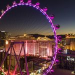 "Las Vegas Ferris Wheel ""High Roller"""