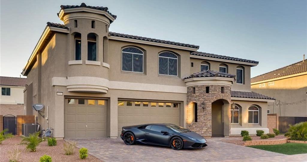 Royal Highlands At Southern Highlands Las Vegas Homes for Sale luxury home