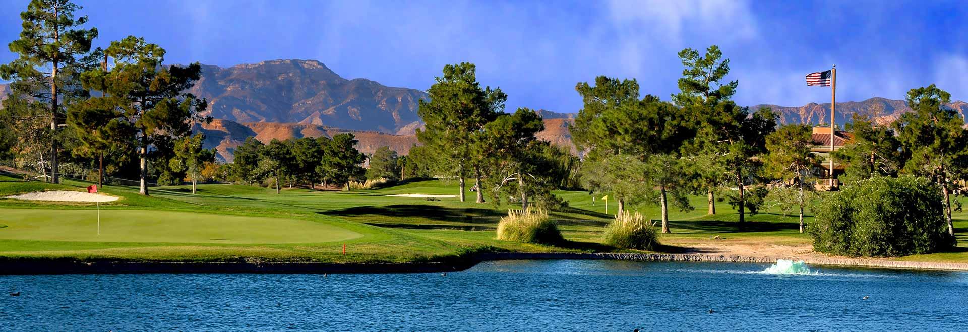 Spanish Trail Country Club Las Vegas