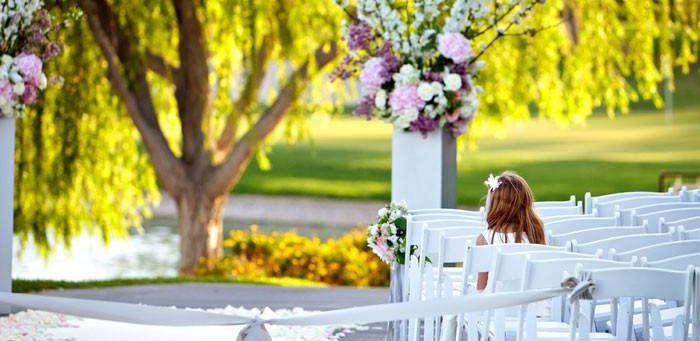Spanish Trail Country Club weddings