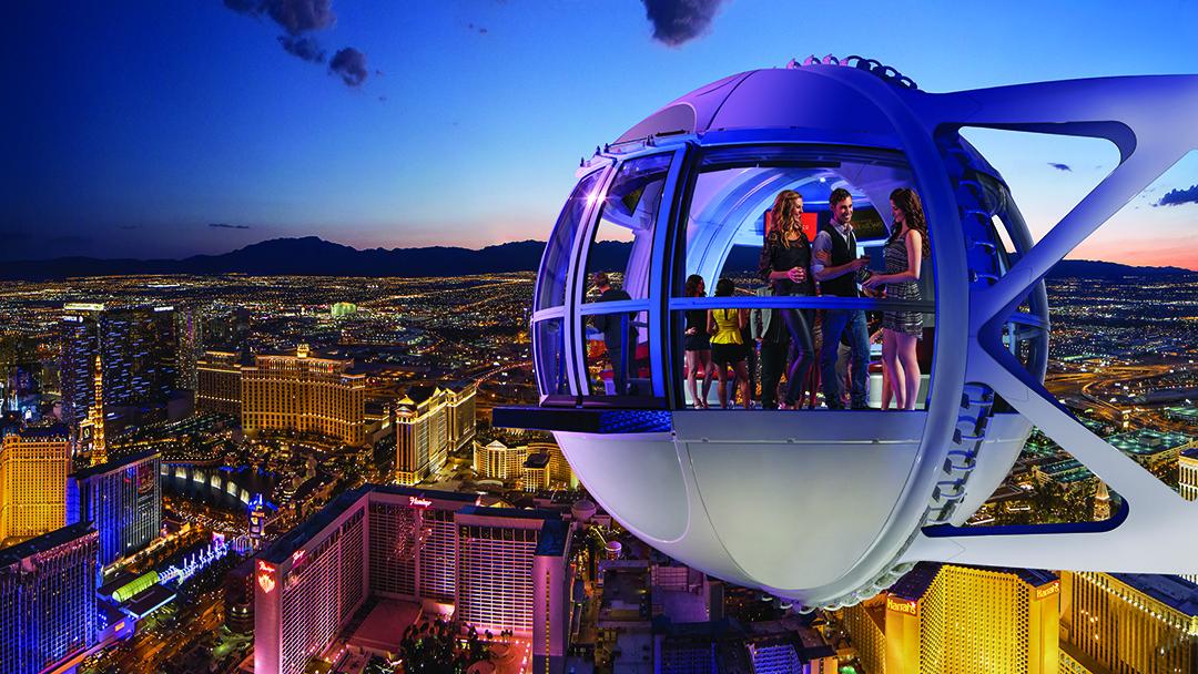 "Ferris Wheel ""High Roller"""